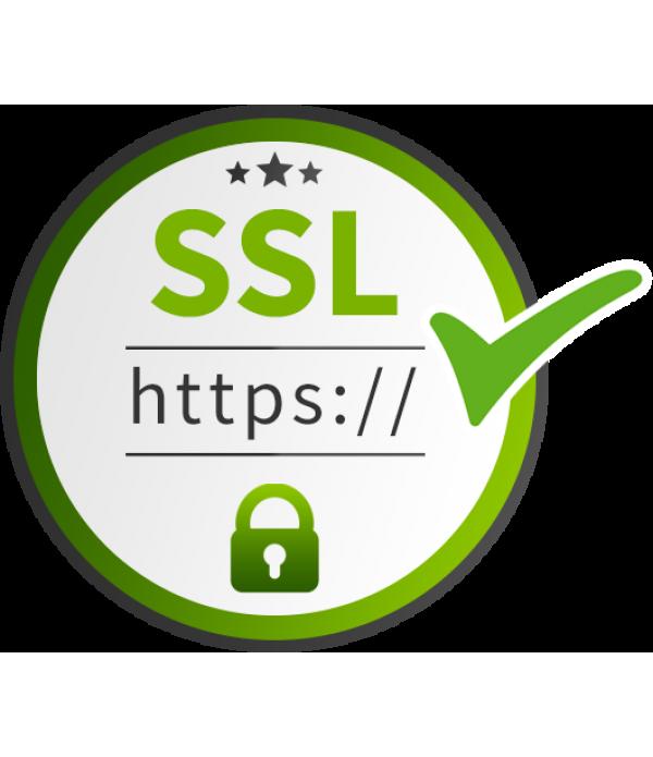 Este site possui certificado de securança SSL